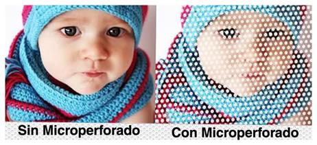 Vinil Microperforado - Vinil MESH